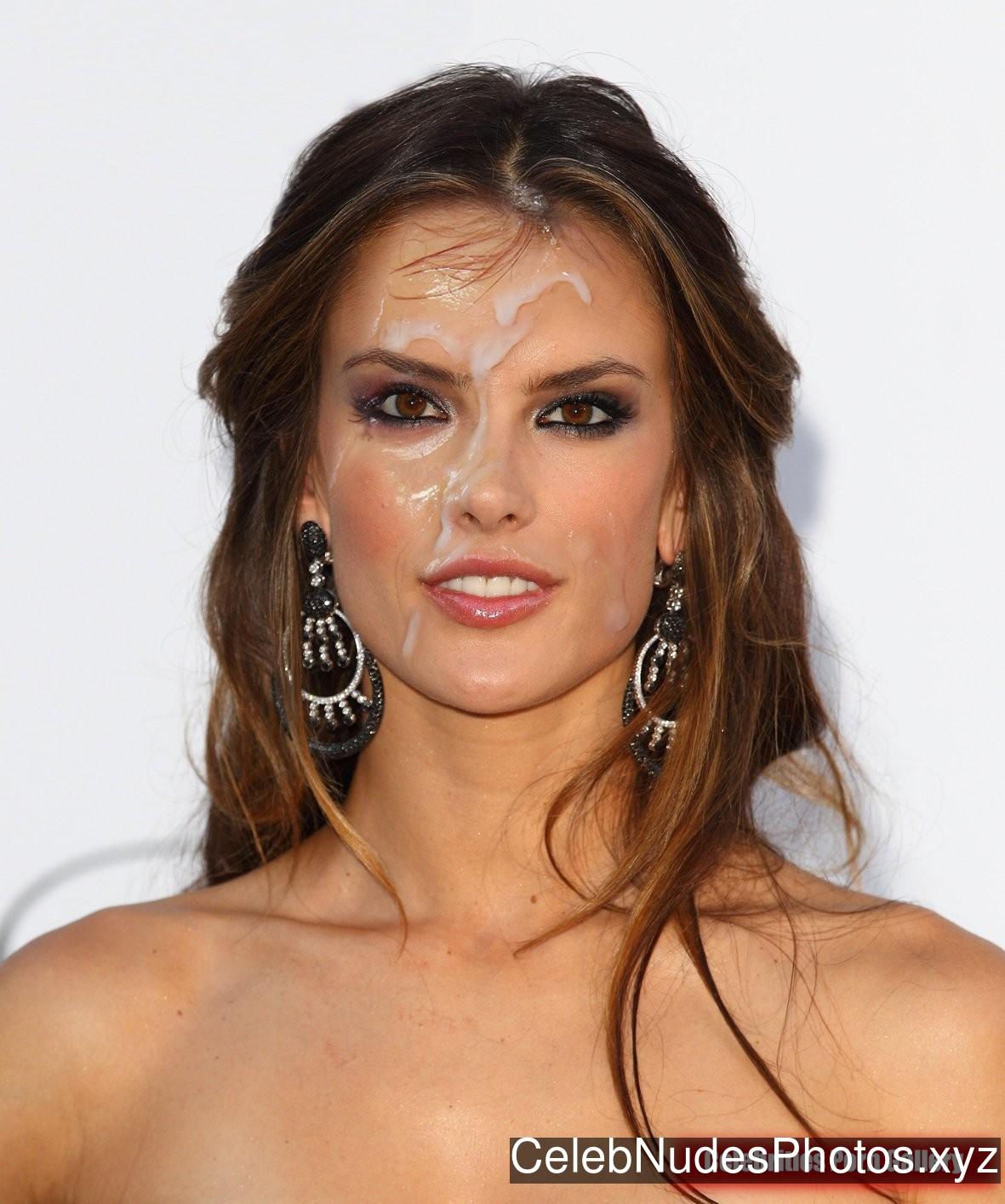 Alessandra Ambrosio Hot Naked Celeb sexy 6