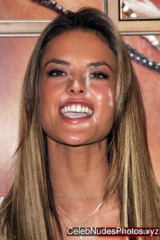 Alessandra Ambrosio Celebrity Nude Pic sexy 8
