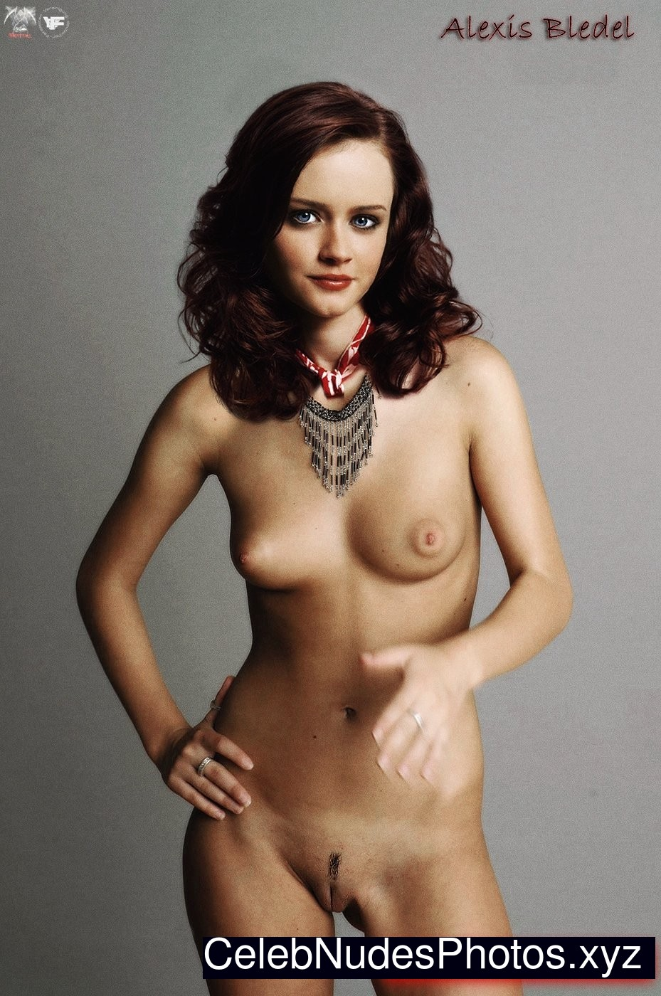 alexis bledel nude with cum