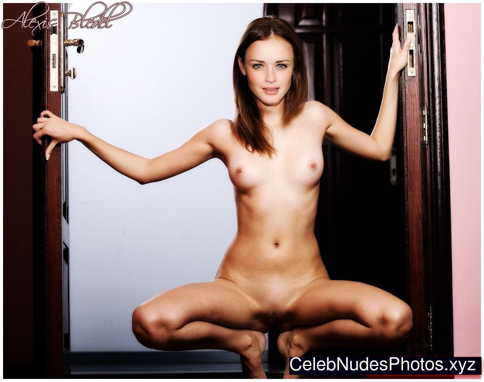 Nude bledel famous alexis celebrities