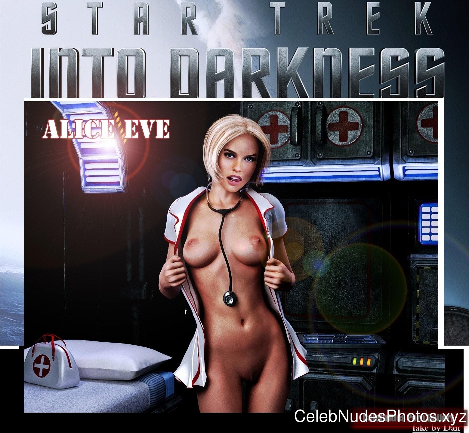 Alice Eve Real Celebrity Nude sexy 14