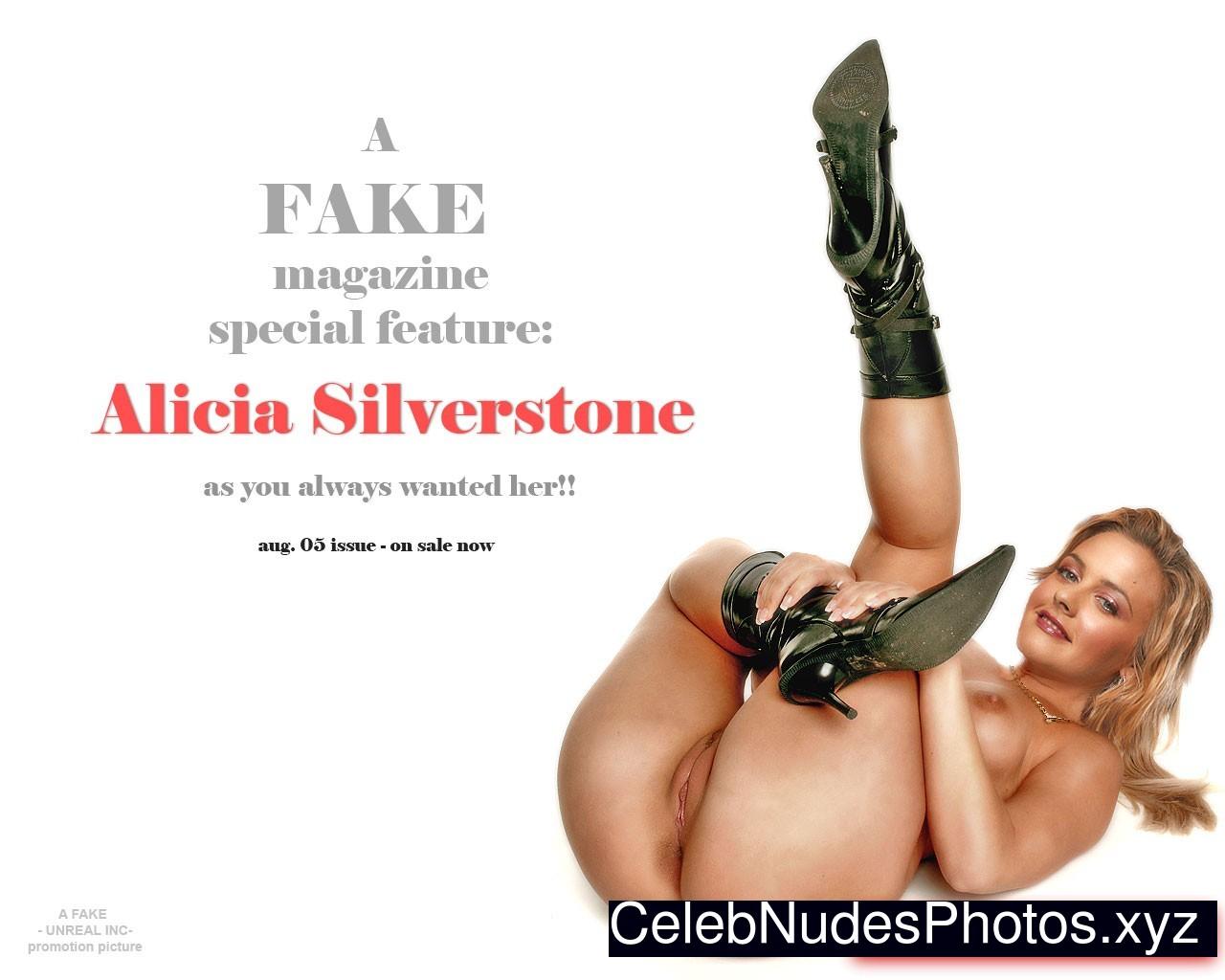 pics of alicia silverstone nude