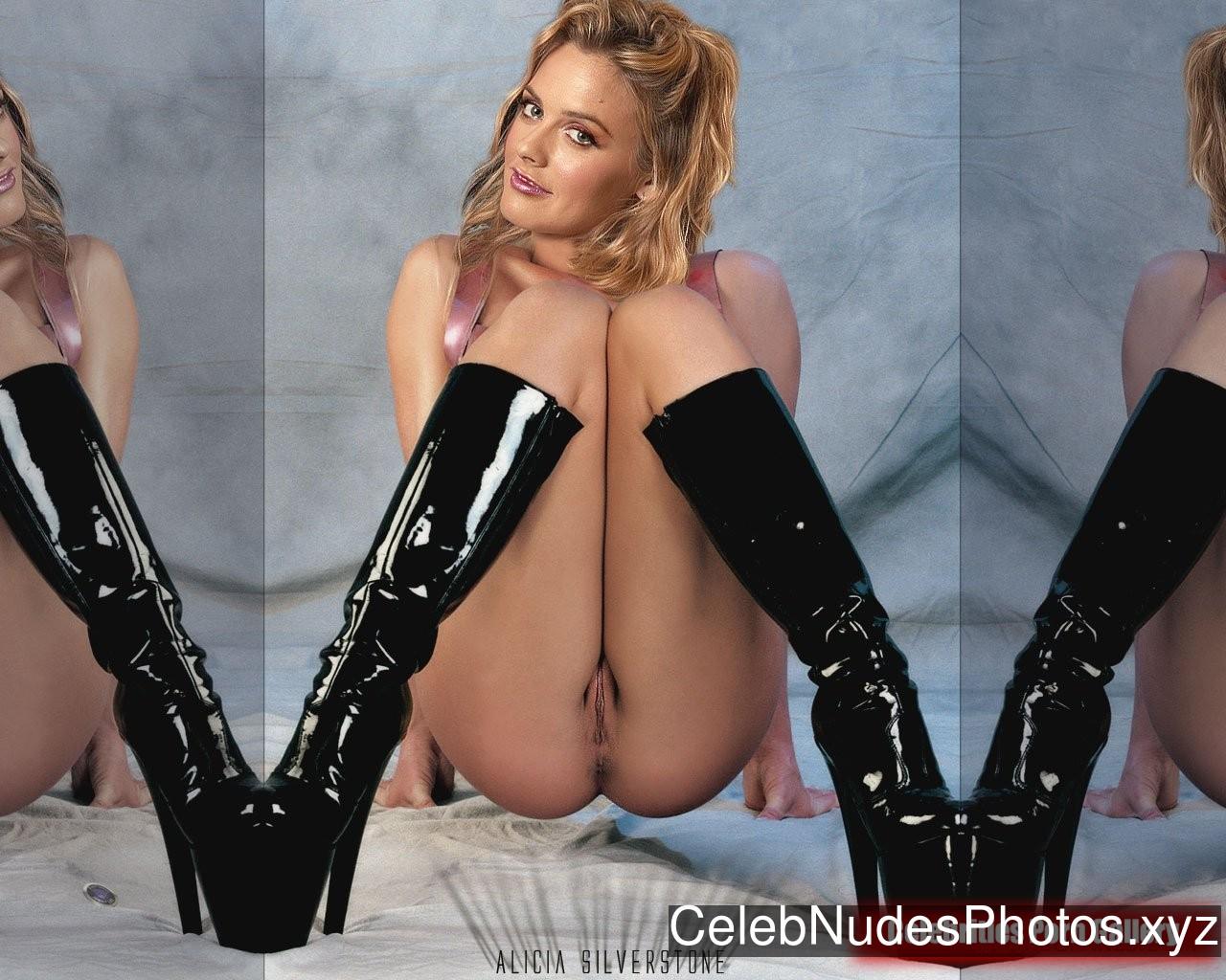 Alicia Silverstone Free Nude Celeb sexy 28