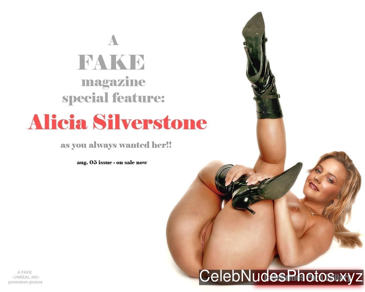 Alicia Silverstone Nude Celebrity Picture sexy 30
