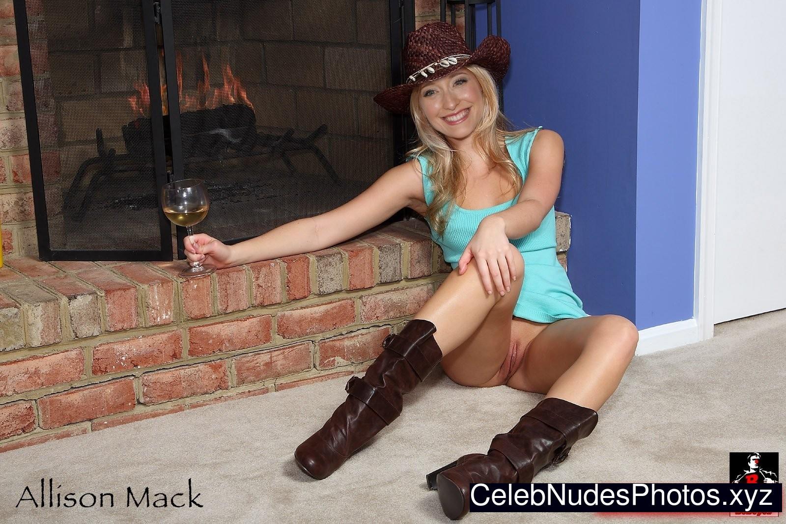 Would allison mack blowjob hot