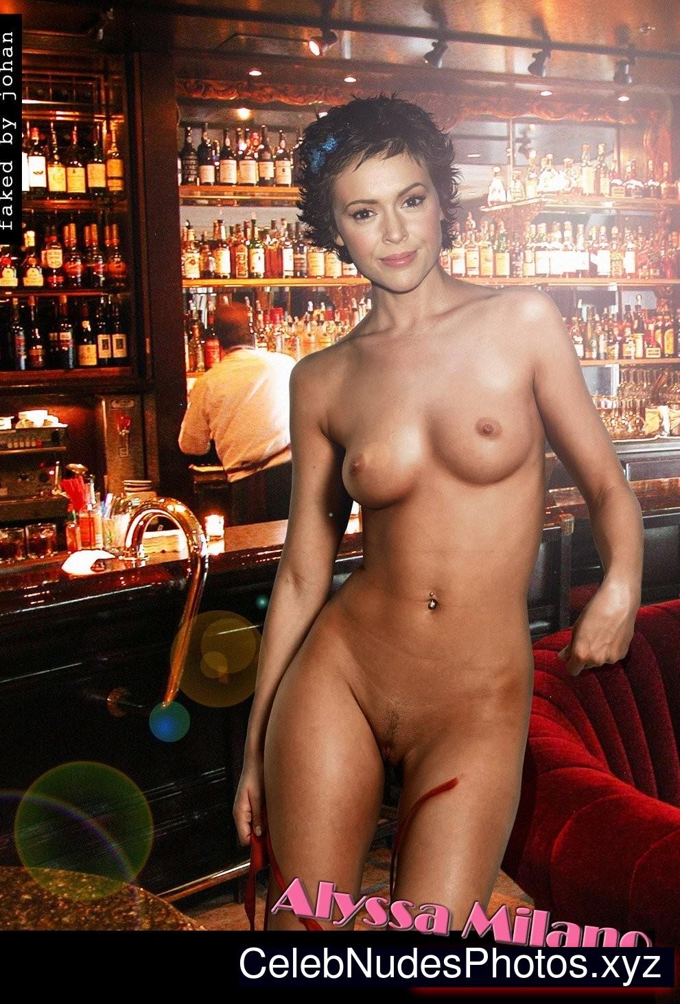 alyssa malano naked