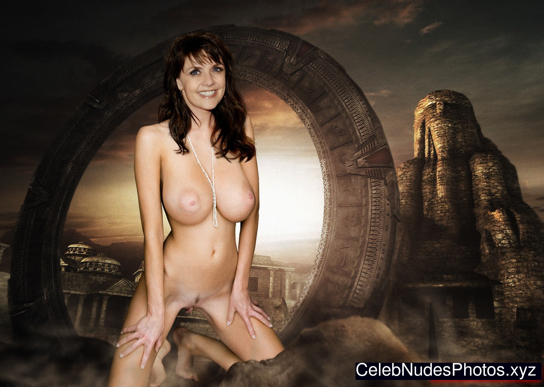 Amanda Tapping Naked celebrity picture sexy 16