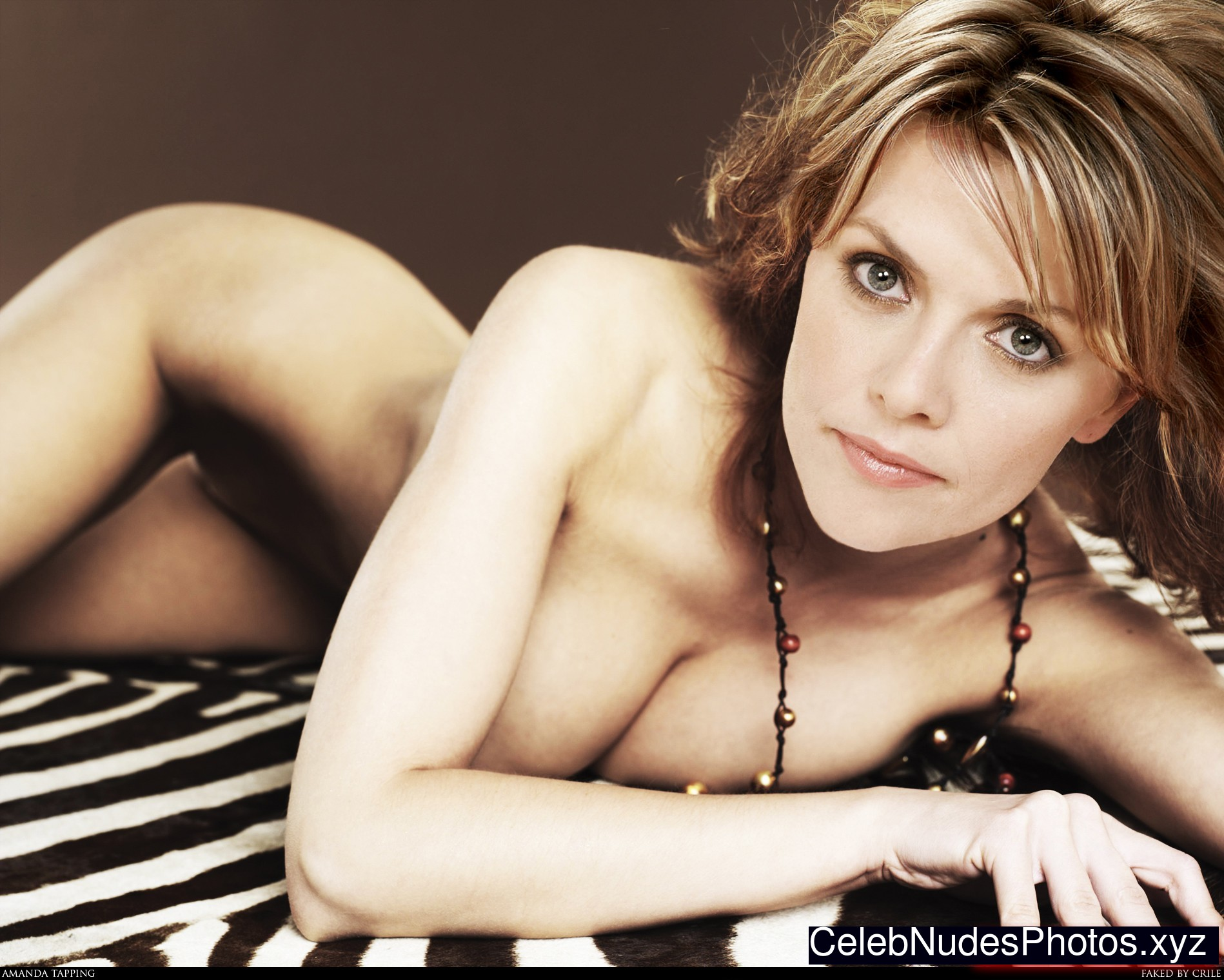 Amanda Tapping Best Celebrity Nude sexy 20