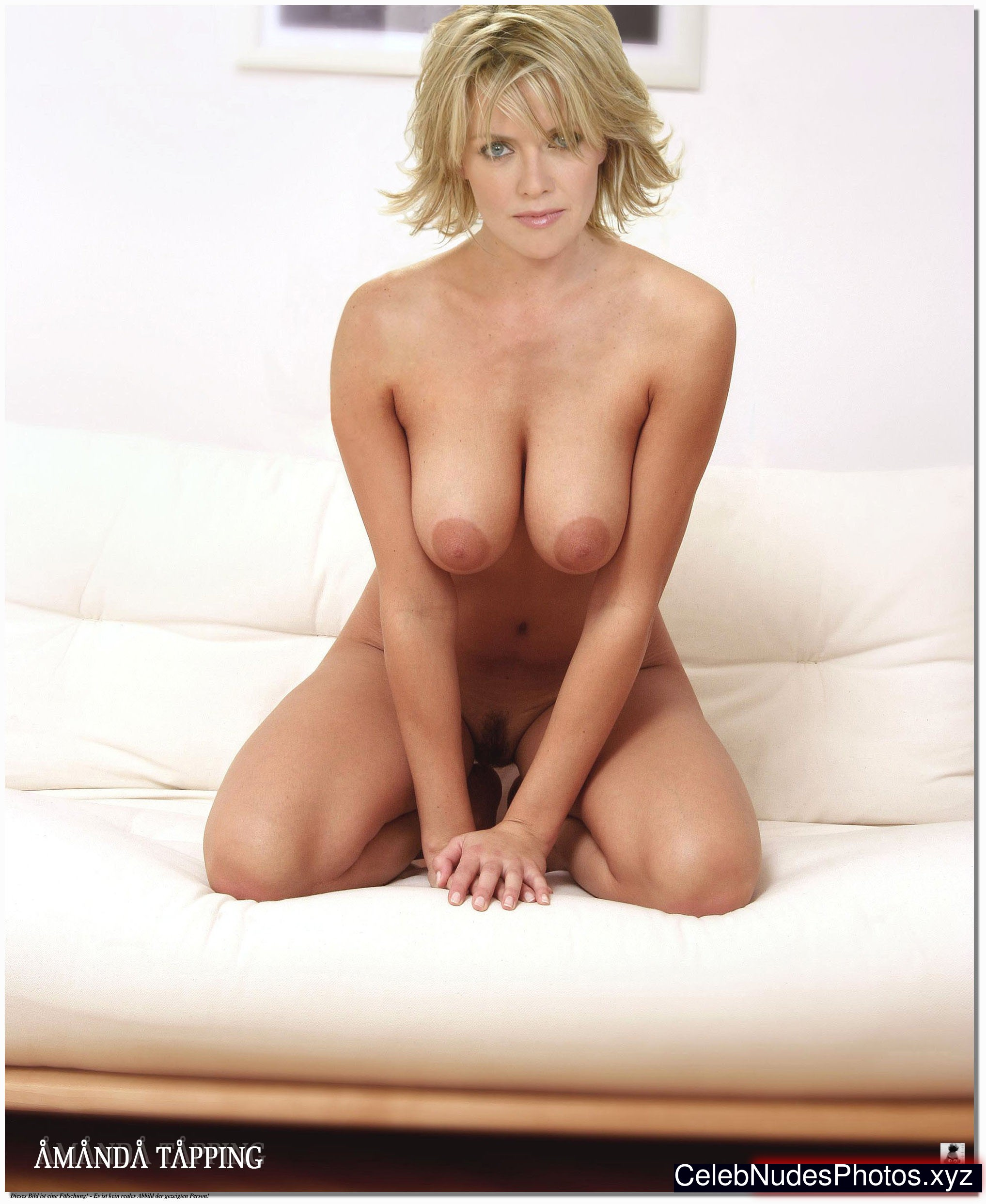 Amanda Tapping Free Nude Celeb sexy 27