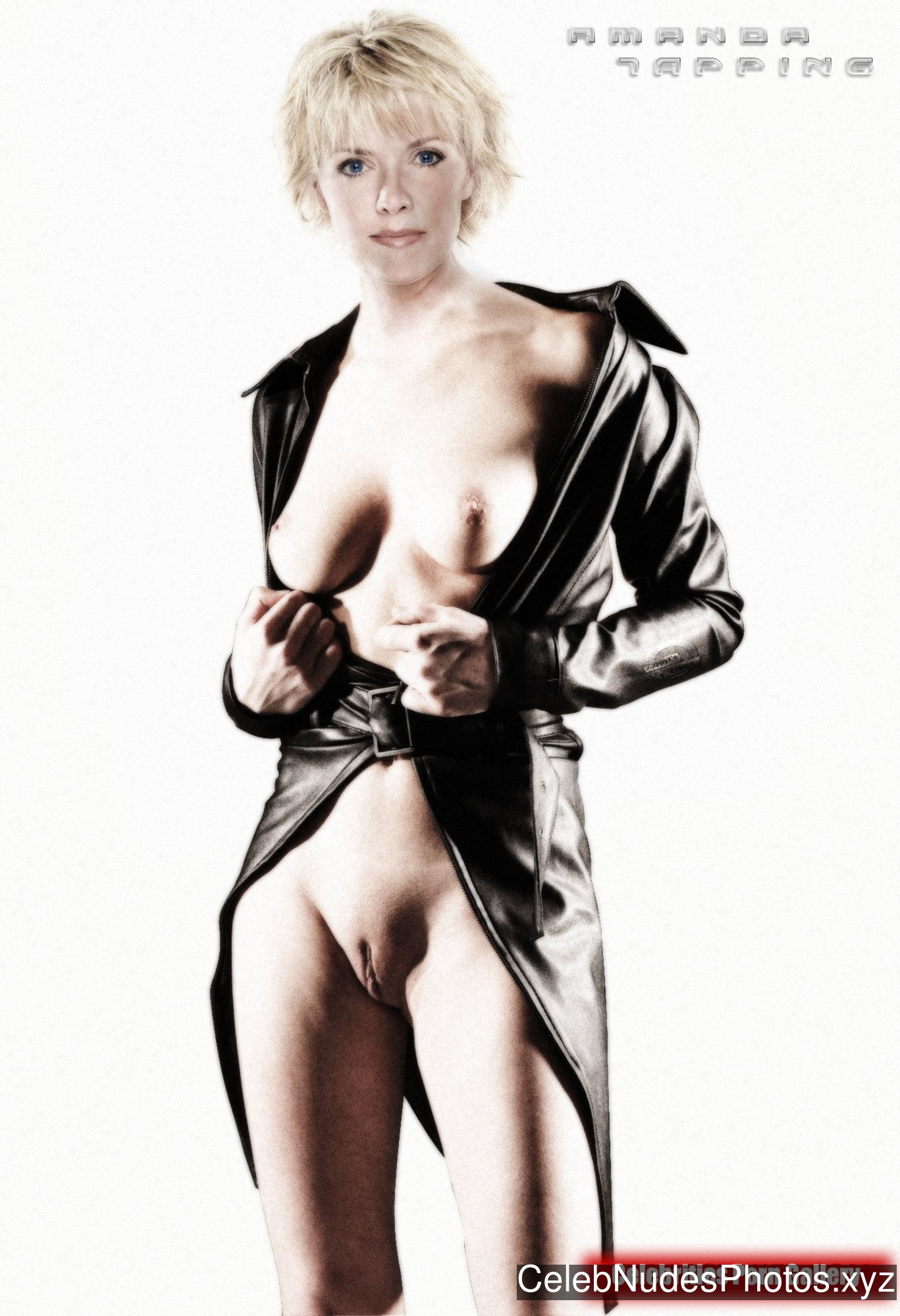 Amanda Tapping Naked Celebrity sexy 8