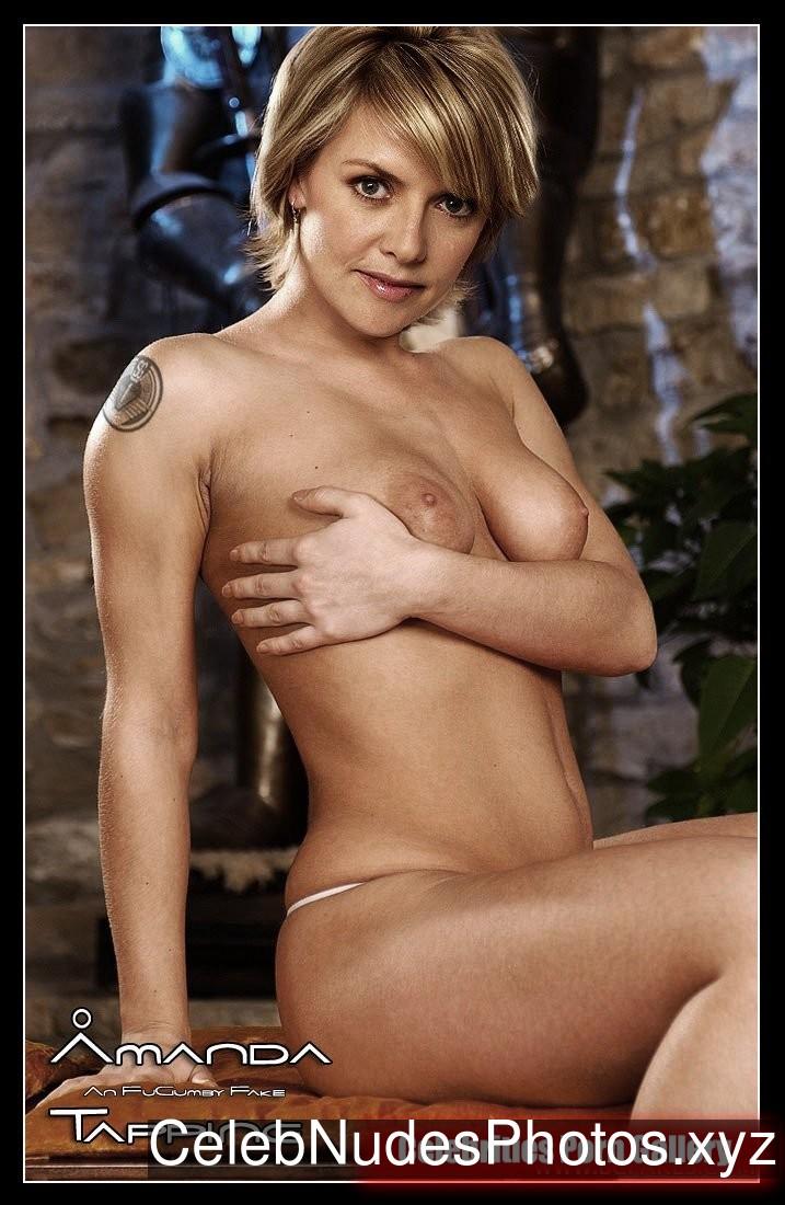 Amanda Tapping Celebs Naked sexy 25