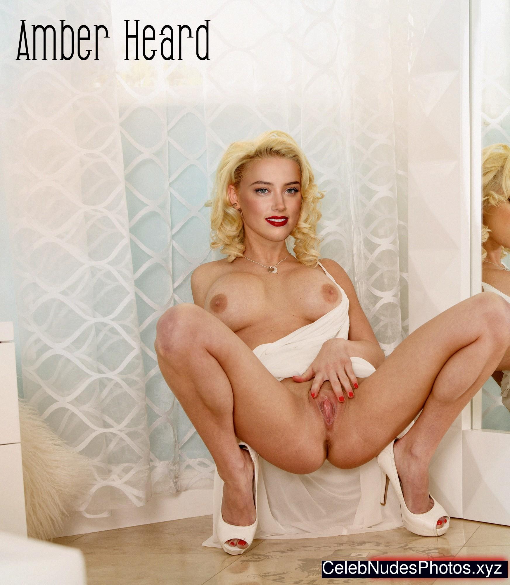 Amber Heard Hot Naked Celeb sexy 18