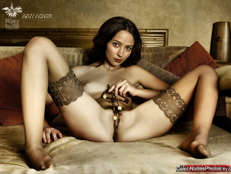 Amy Acker Free Nude Celeb sexy 7