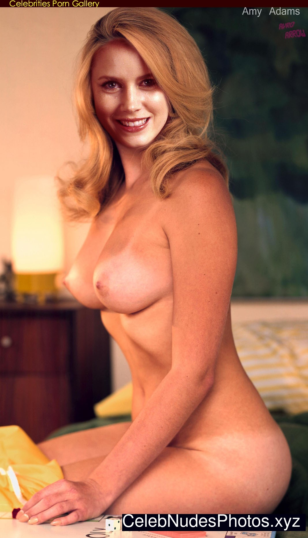 Amy adams fake nudes