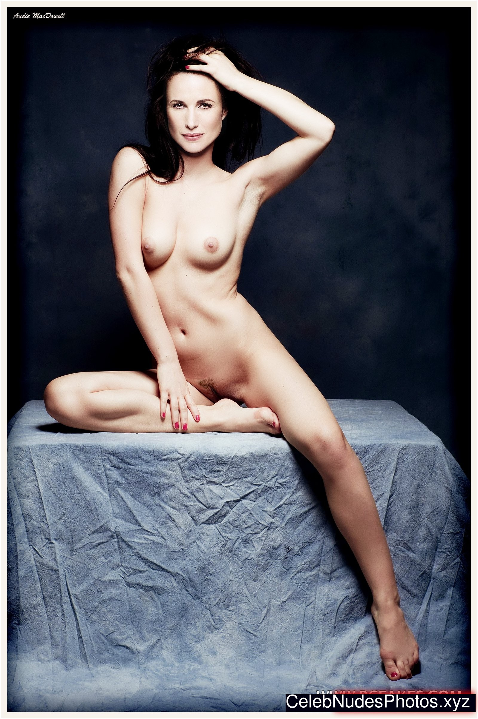 Remarkable, andie macdowell nude have