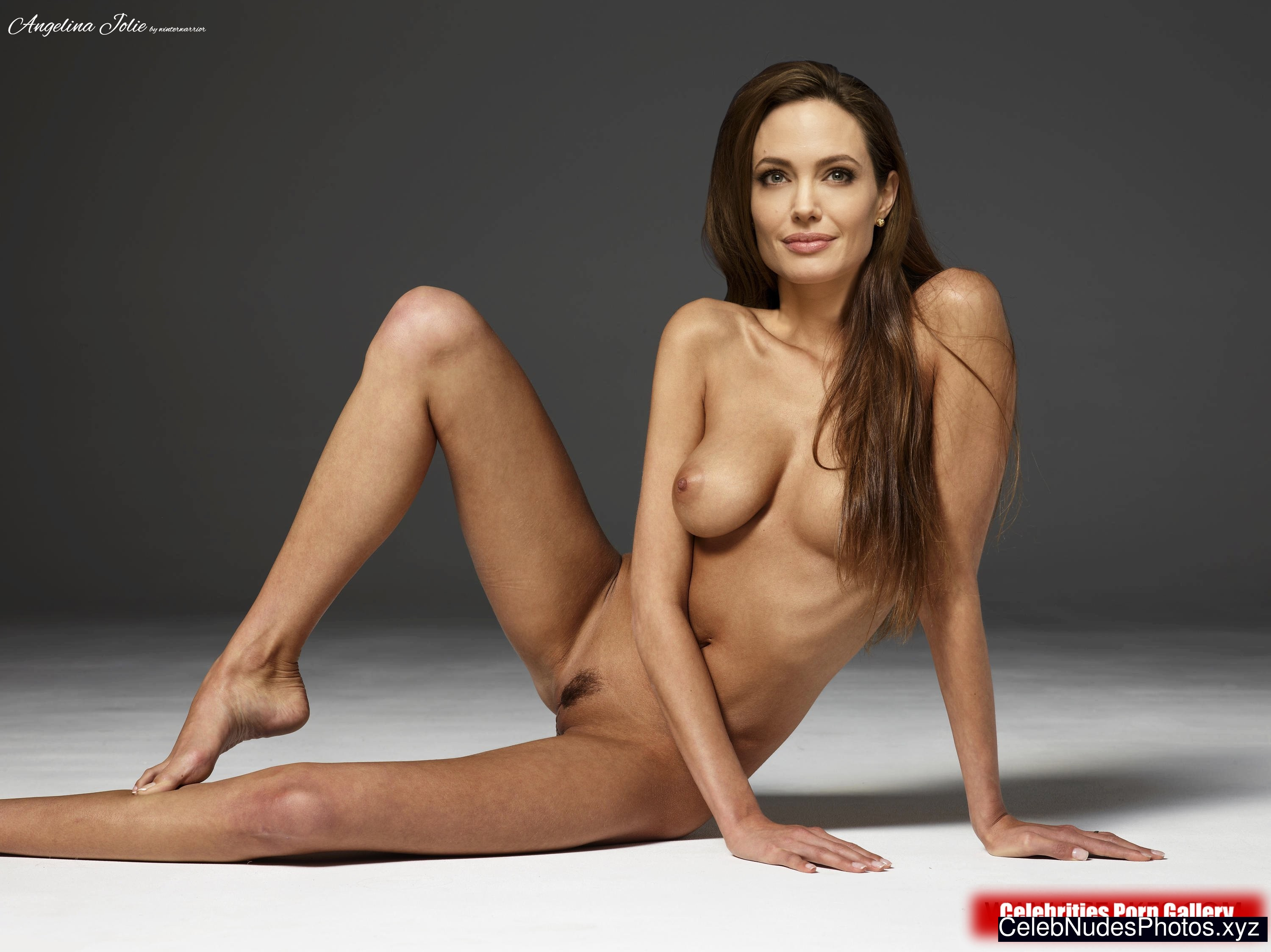 Necessary Celebrity famou nude angelina jolie understood that