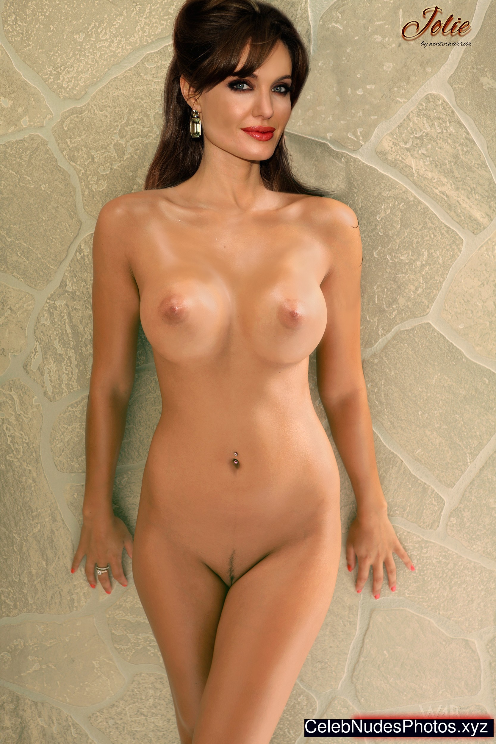 Jolie hollywood nude angelina