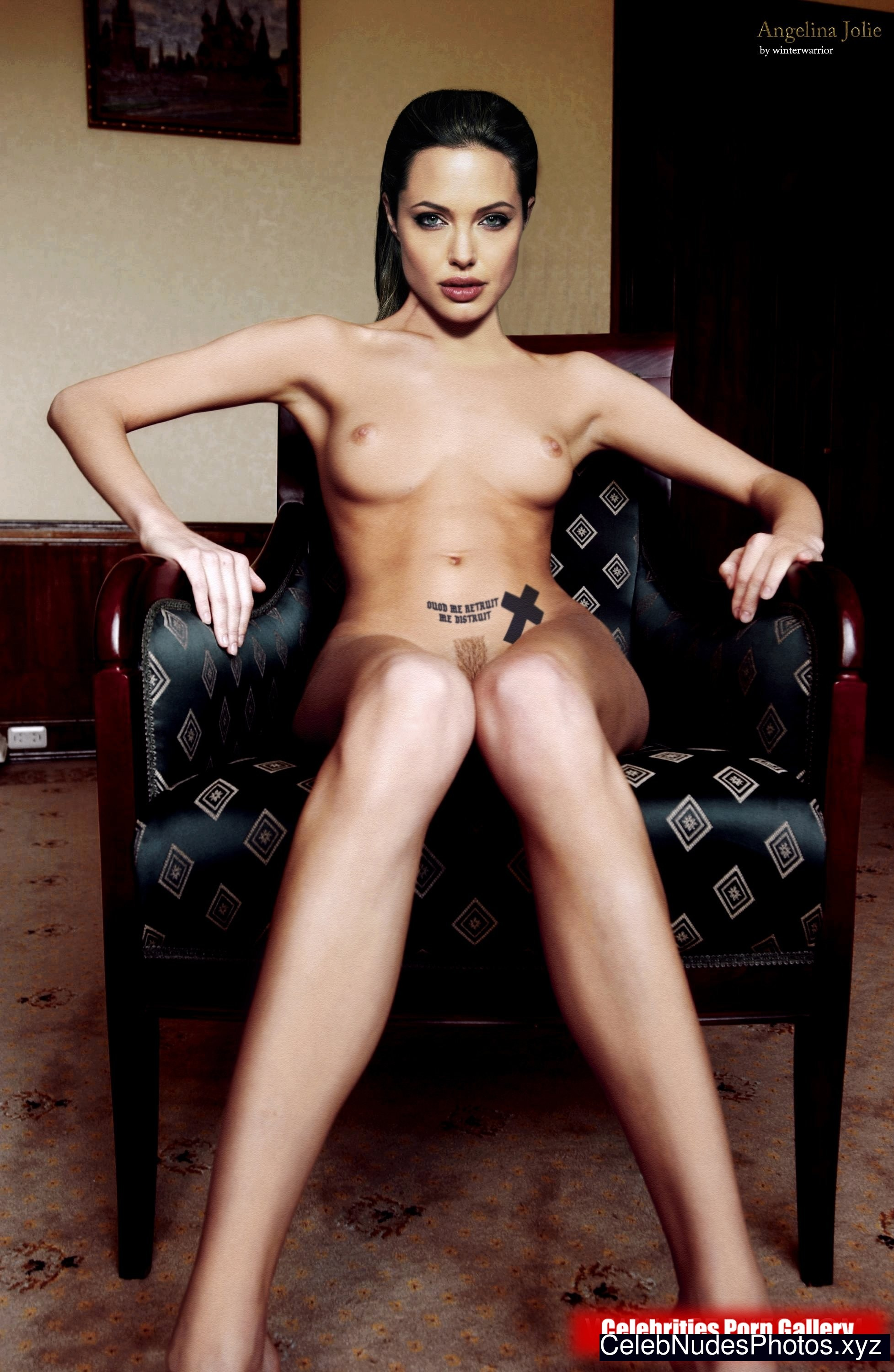 Angelina Jolie Famous Nude sexy 29