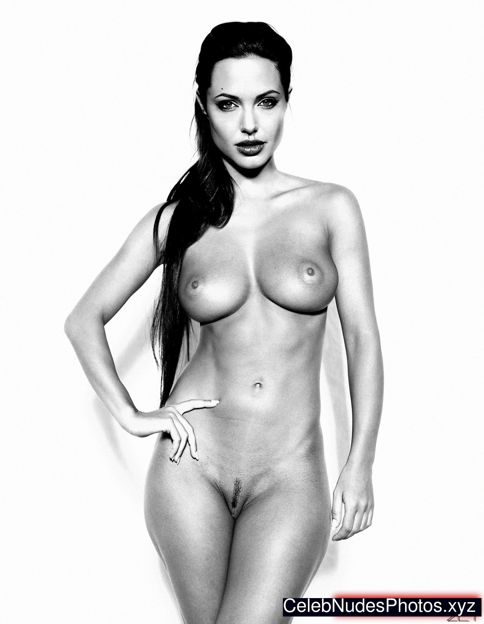 from Quincy anjelina jolie nude images