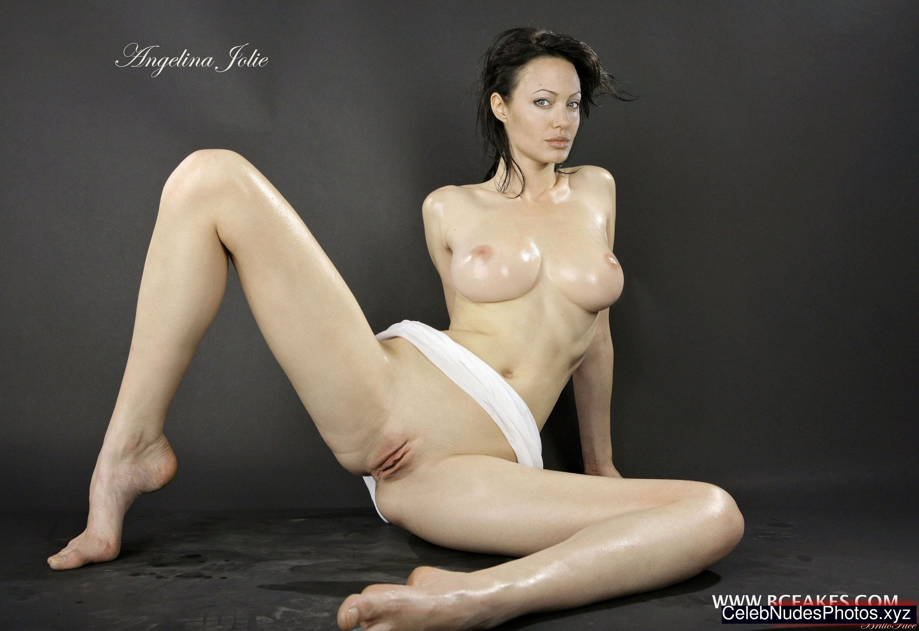Can angelina naked nude spanked have