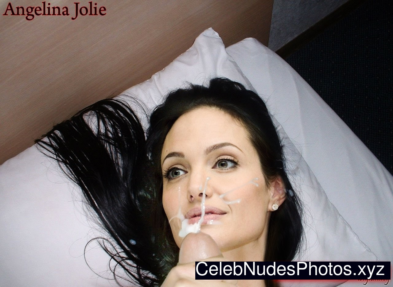 Angelina jolie fake porn-quality not