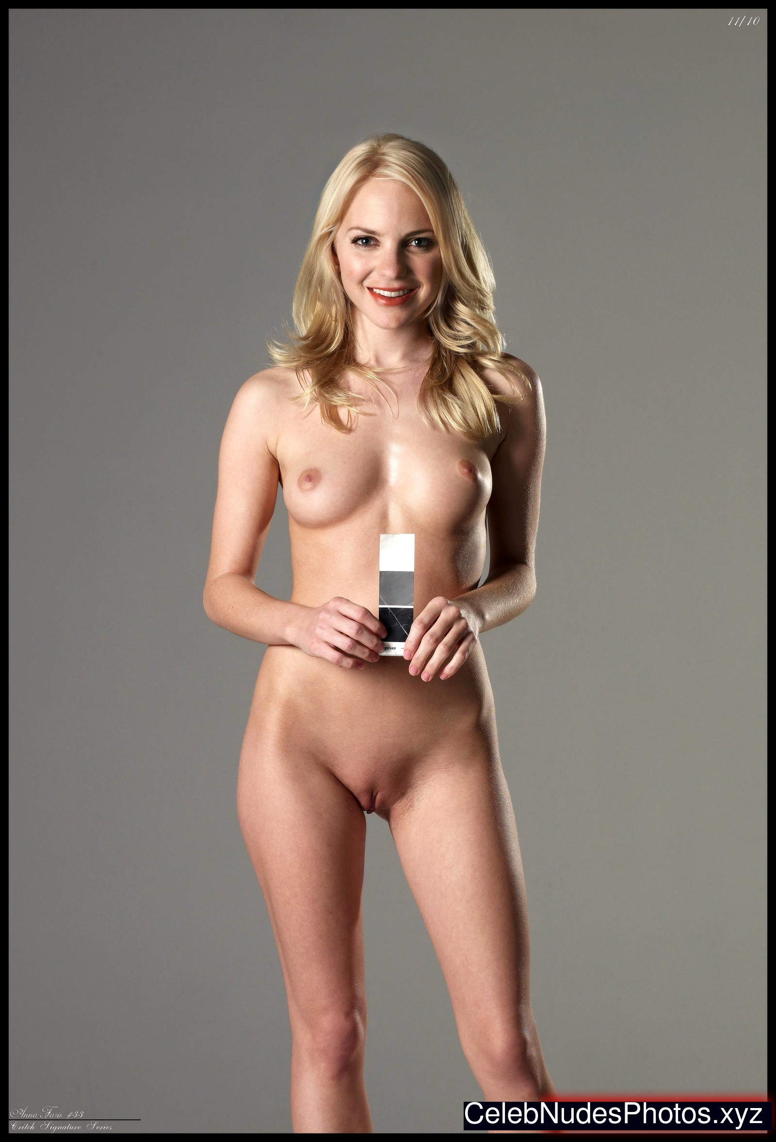 from Judson anna faris movie nudes