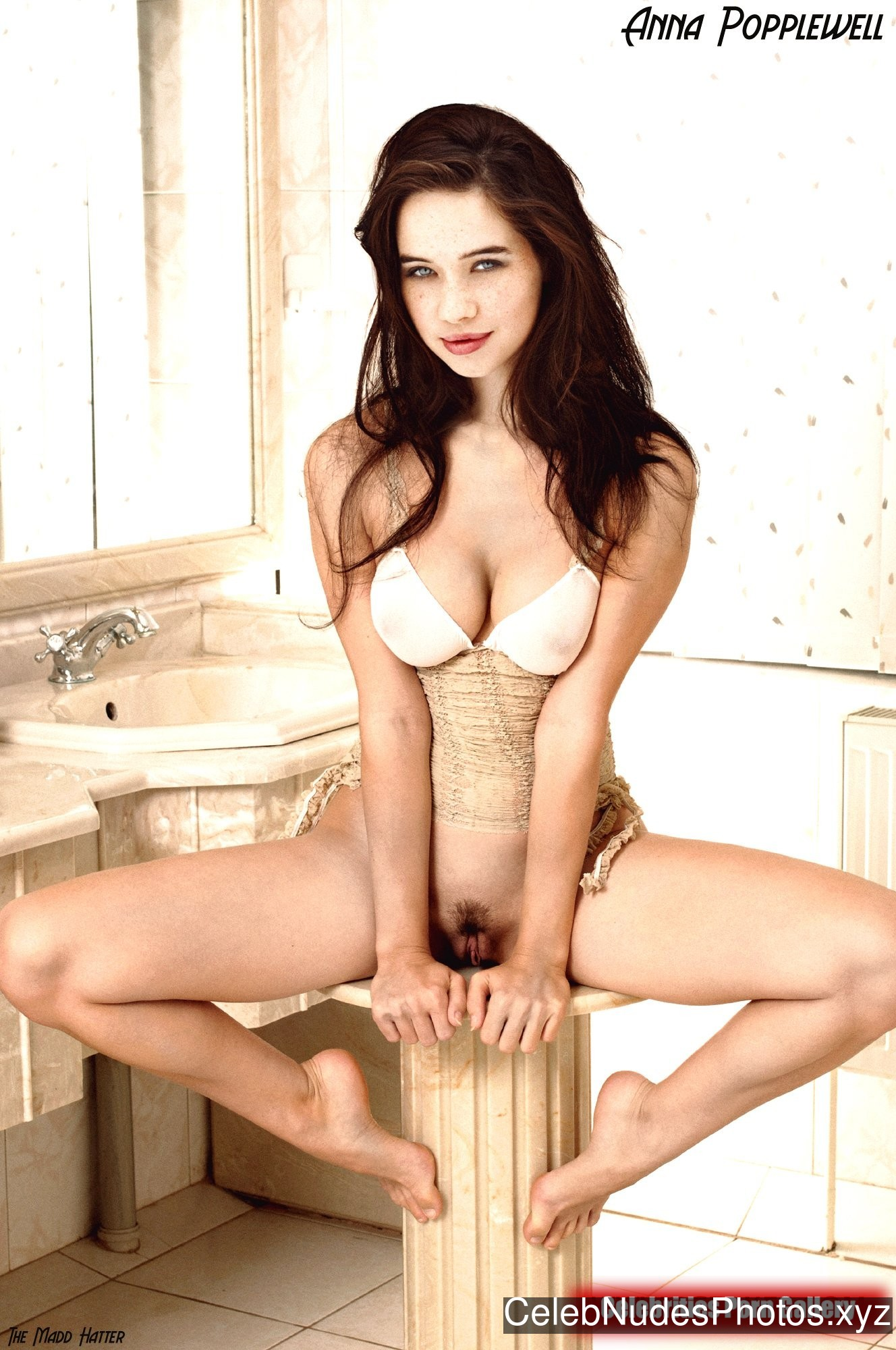 Anna Popplewell Celebrities Naked sexy 1