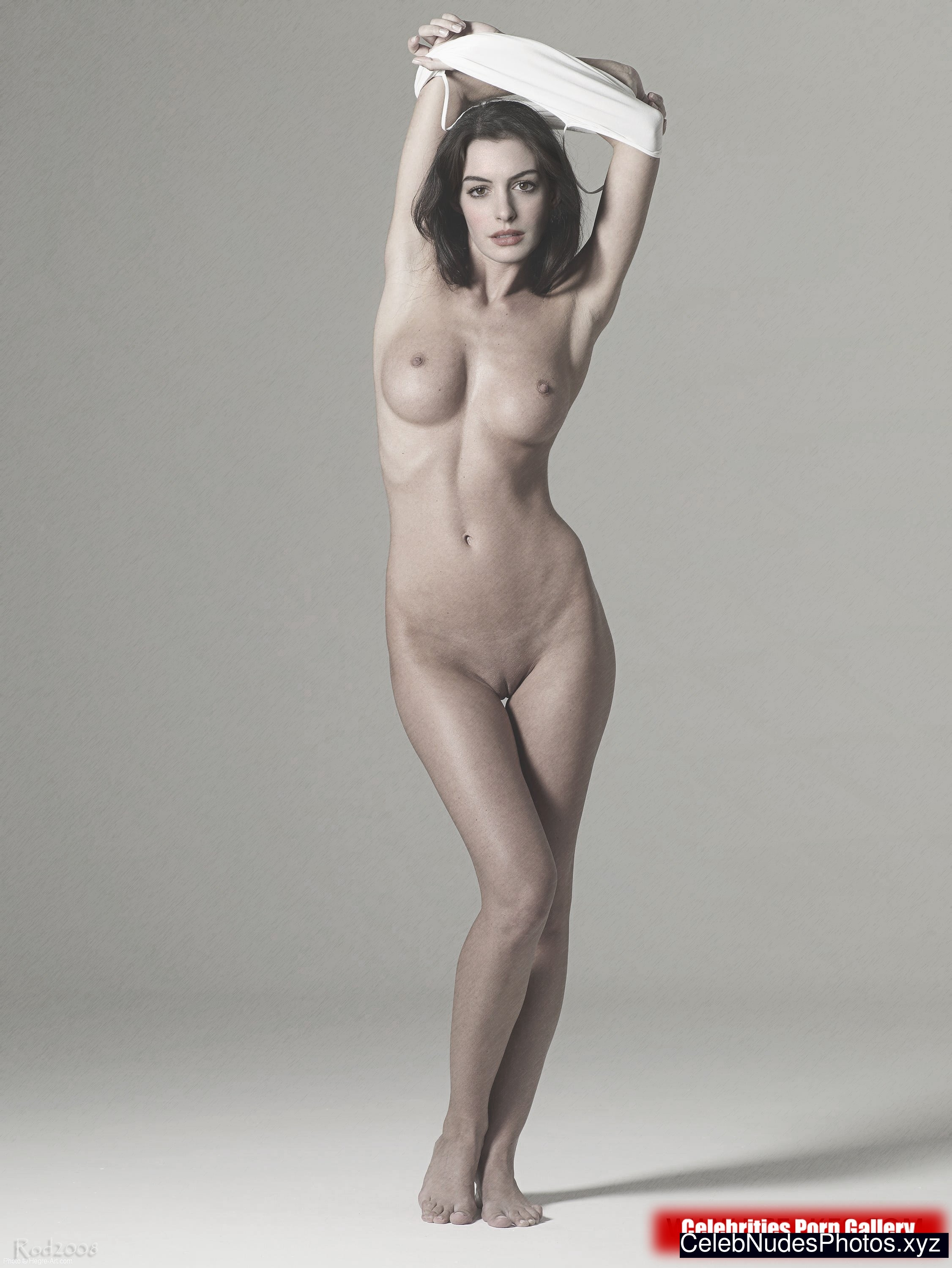 Nude Pictures Of Anne Hathaway 6