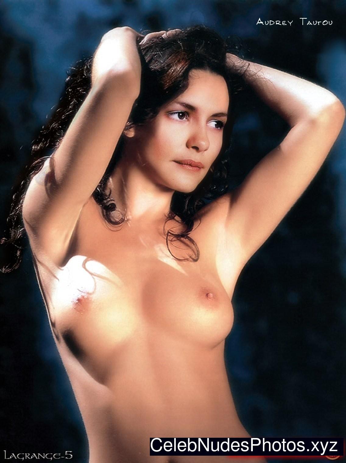 Audrey tautou topless