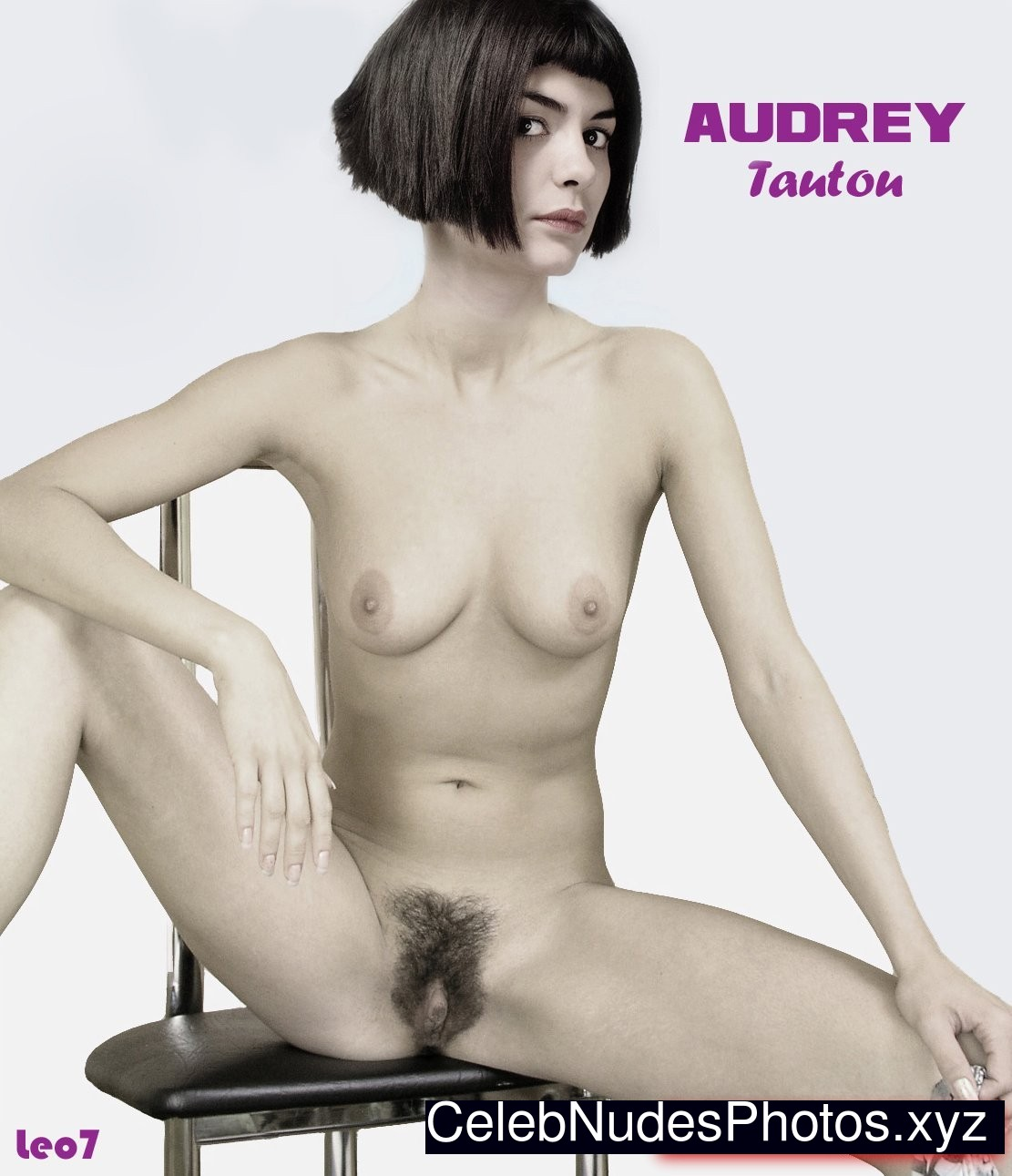 audrey naked