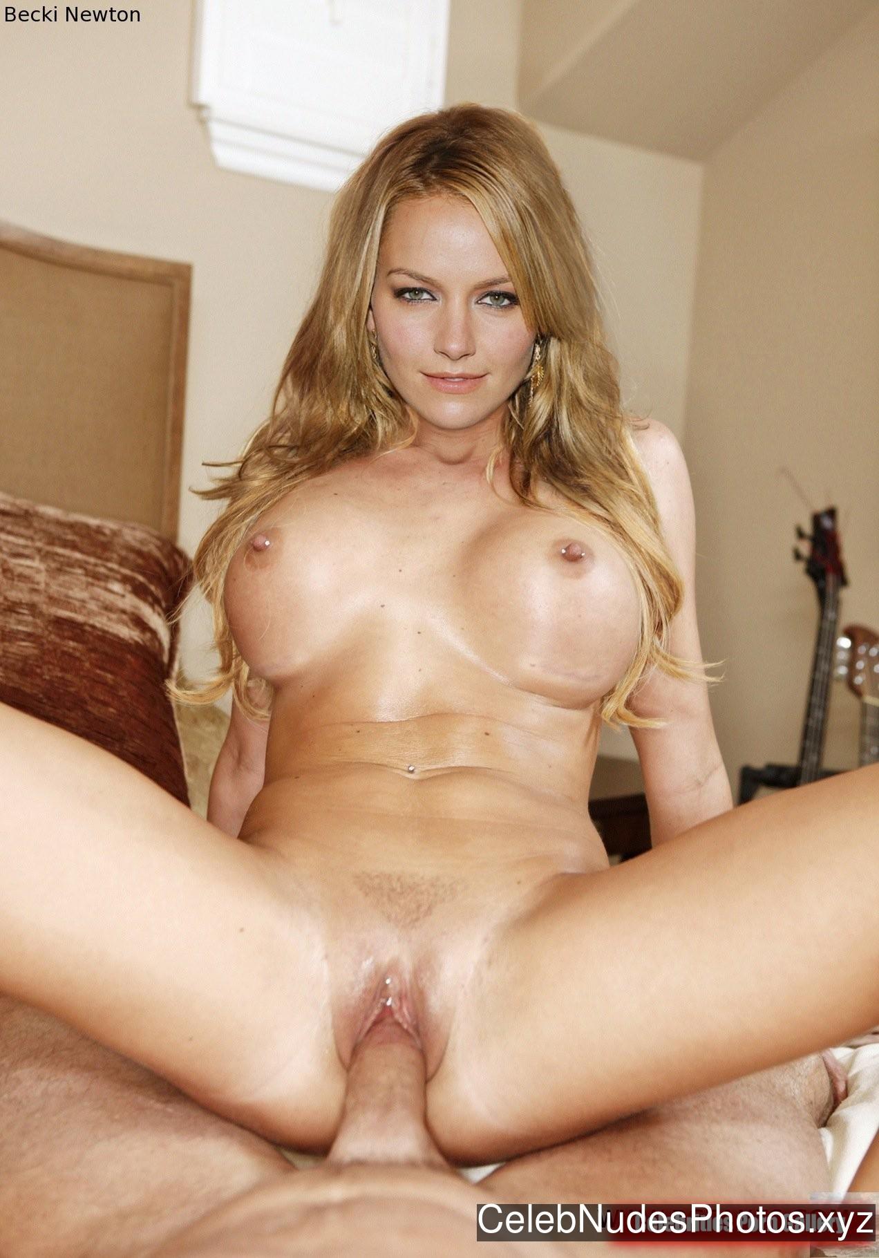 Becki Newton Nude Celeb Pic sexy 4