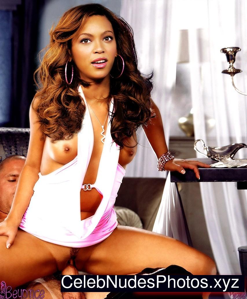 Beyoncé Knowles celebrity nudes