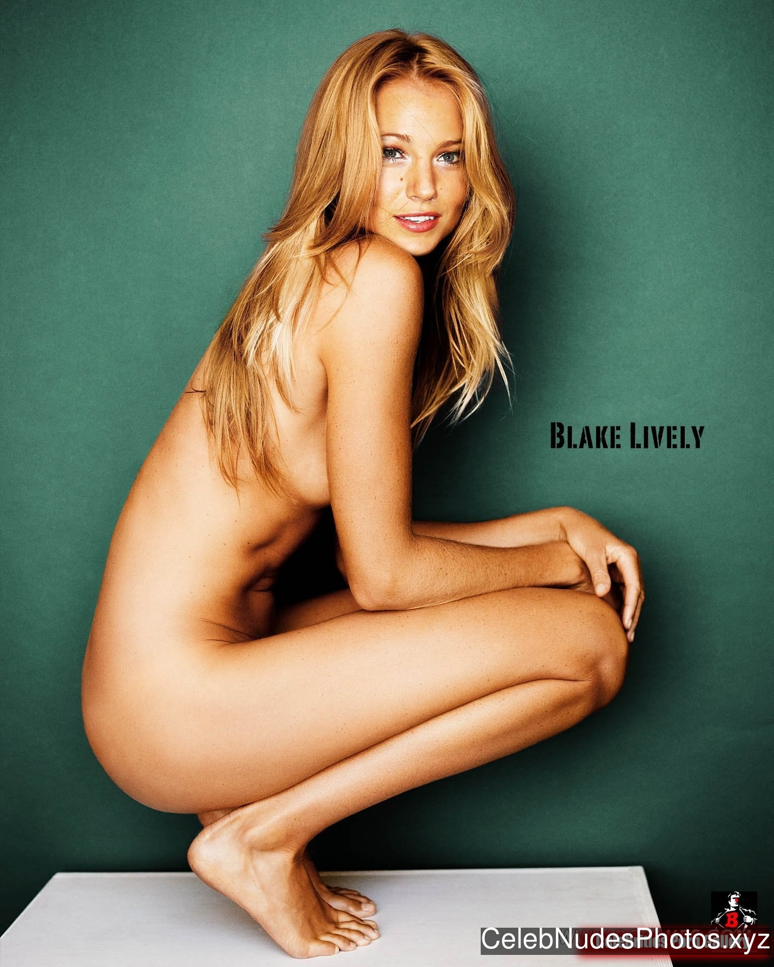 Blake Lively Nude Celeb sexy 18