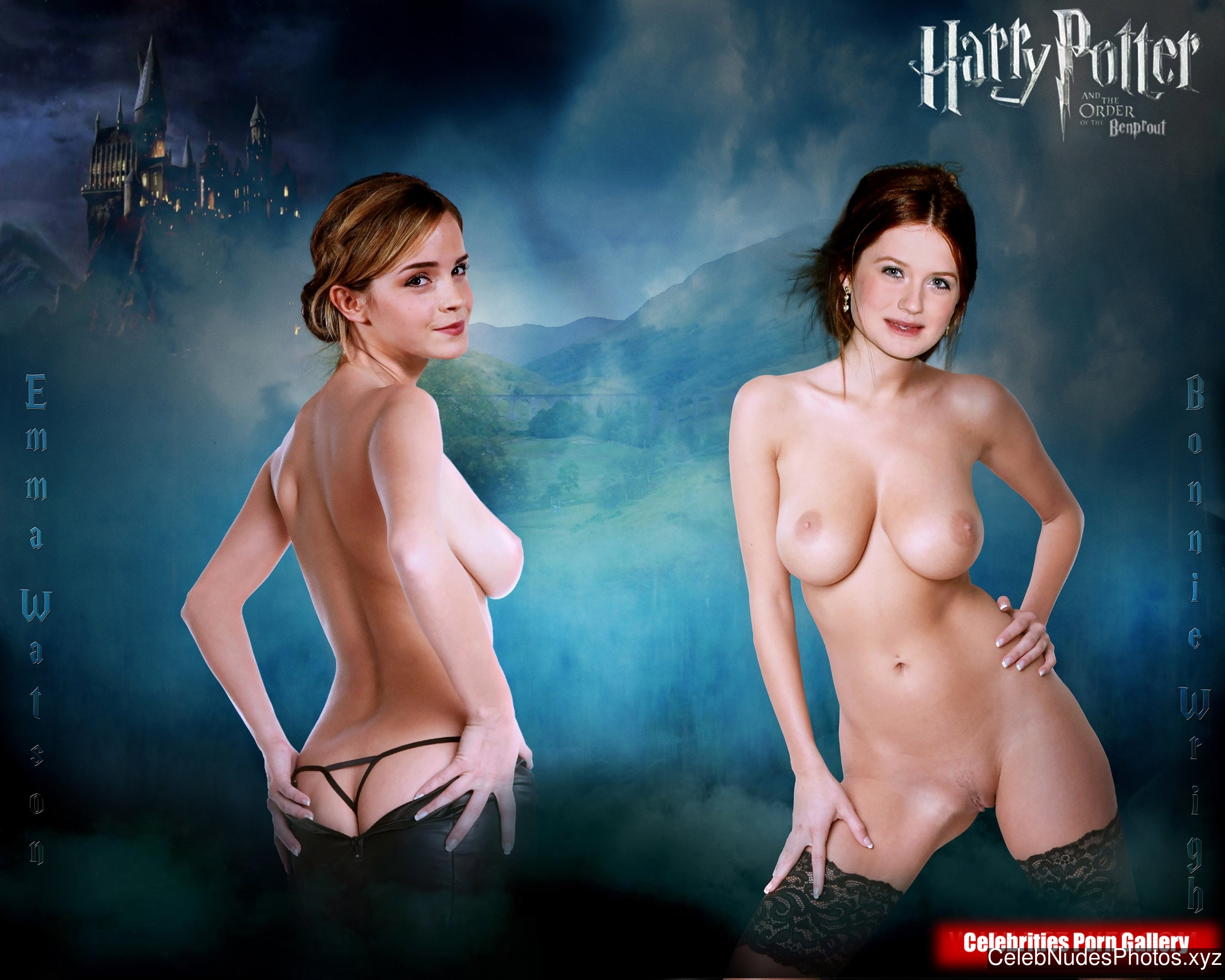 Bonnie Wright Celebrity Leaked Nude Photo sexy 27