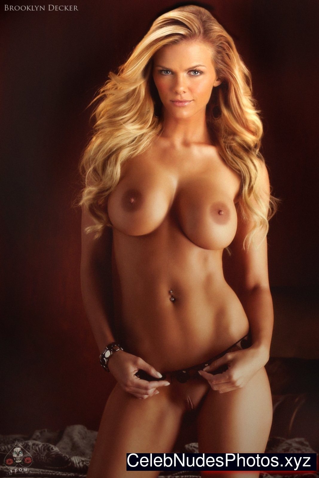 nude pic of brooklyn decker