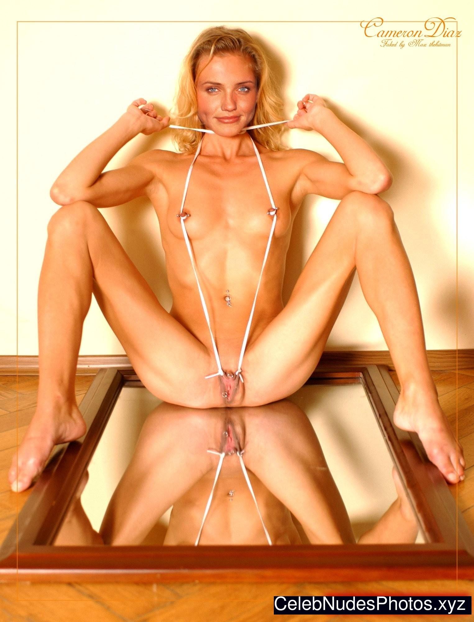 cameron diaz nude fake gallery