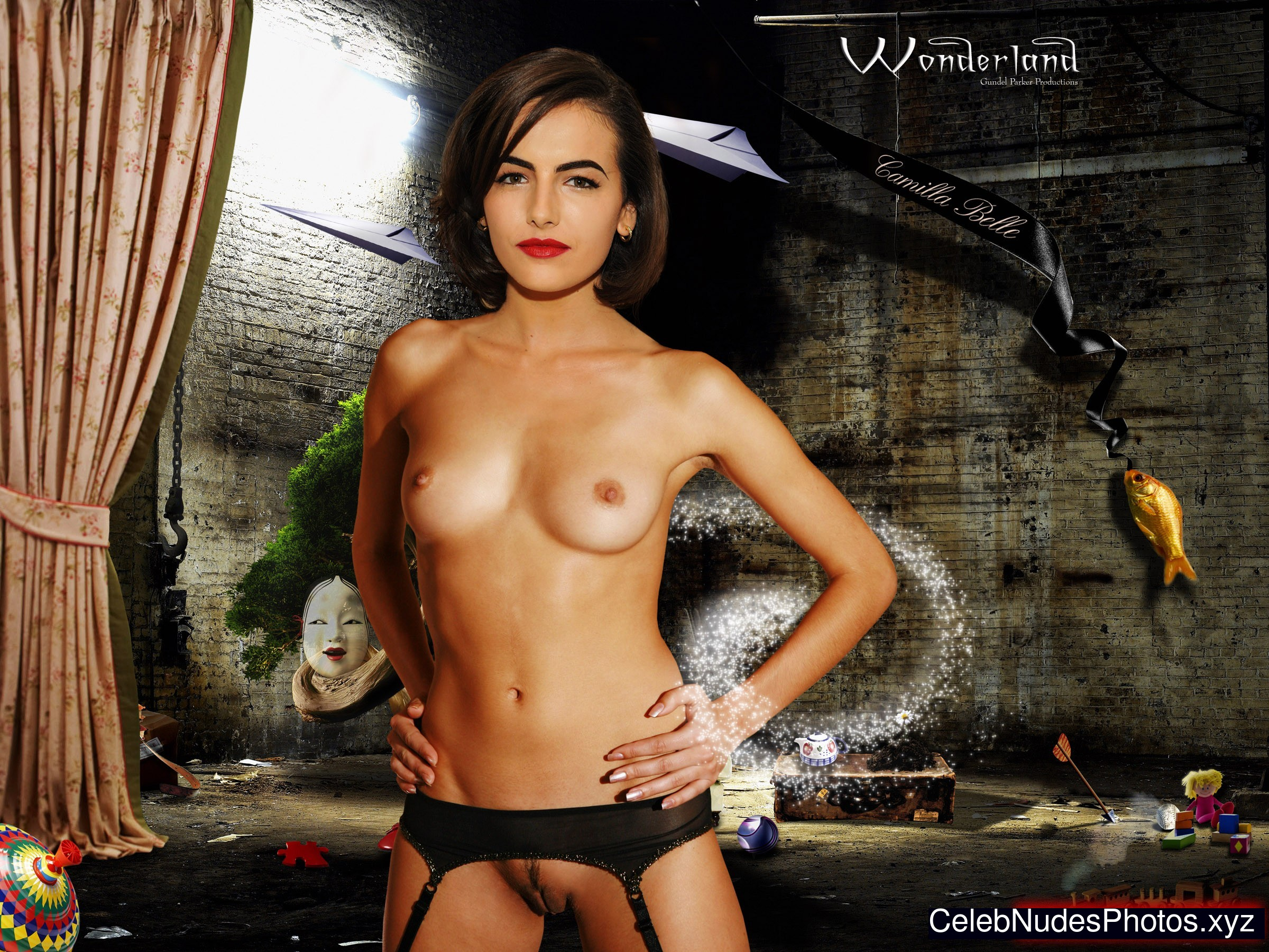 Camilla Belle naked celebrities