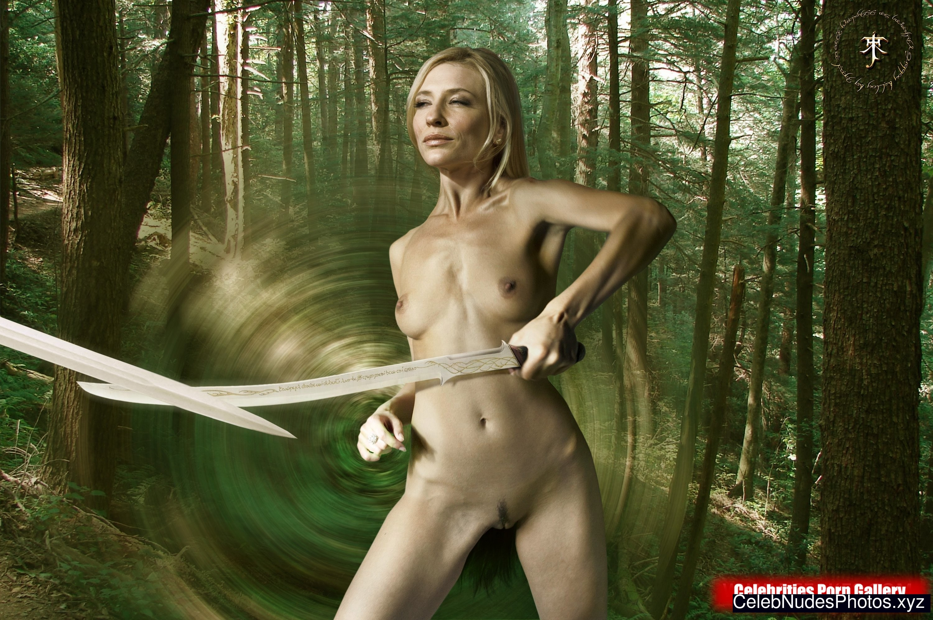 cate blanchett nude pictures
