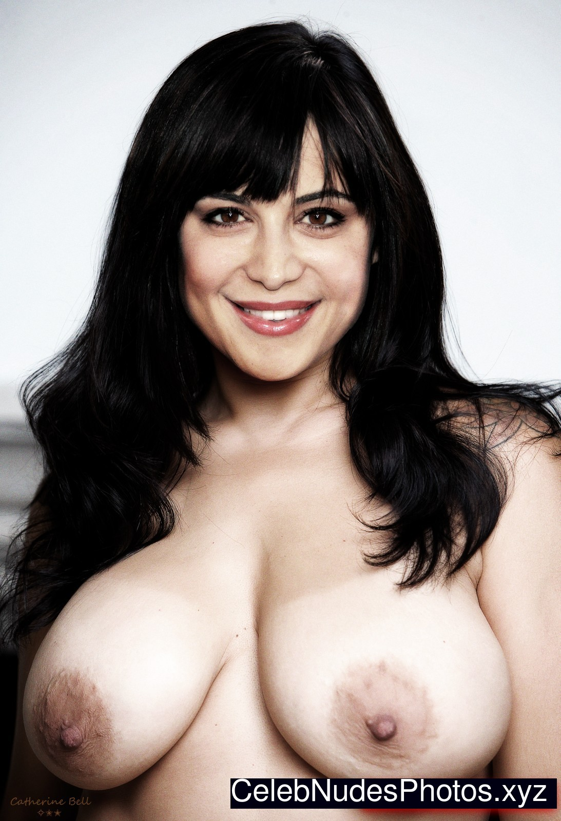 Catherine bell nude