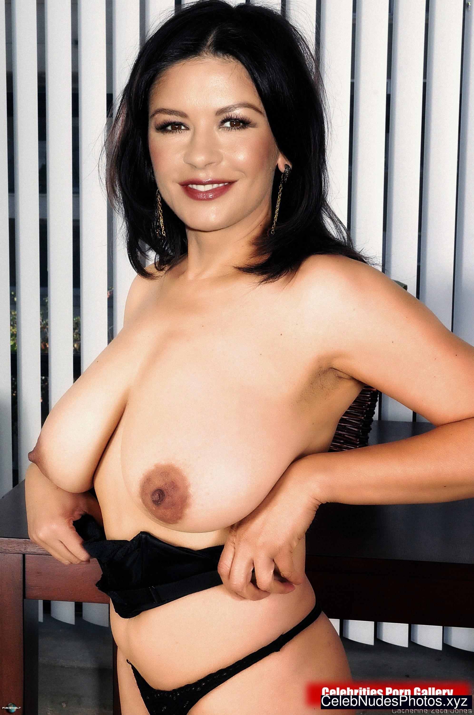 Catherine Zeta-Jones Naked Celebrity Pic sexy 11