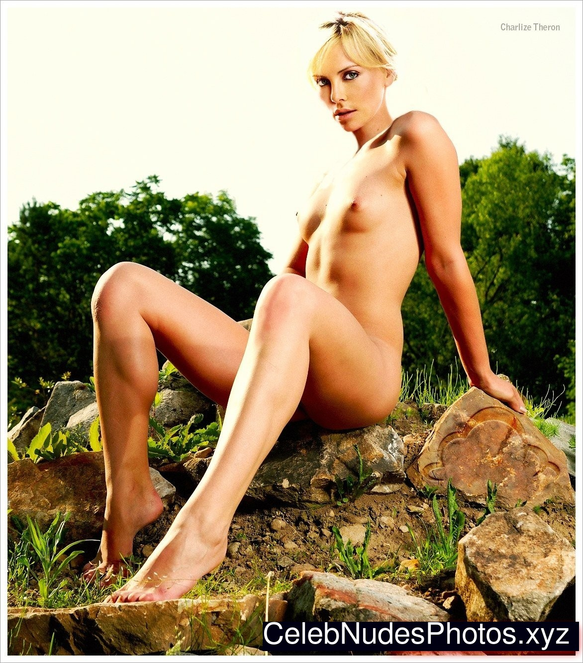 Charlize theron naked free pictures