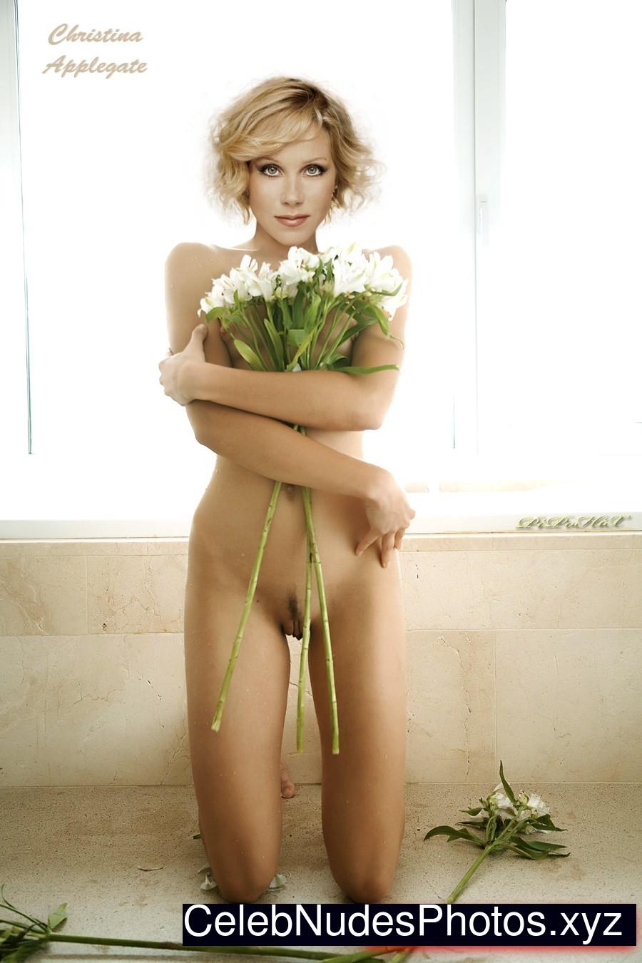 Christina Applegate Naked celebrity picture sexy 7
