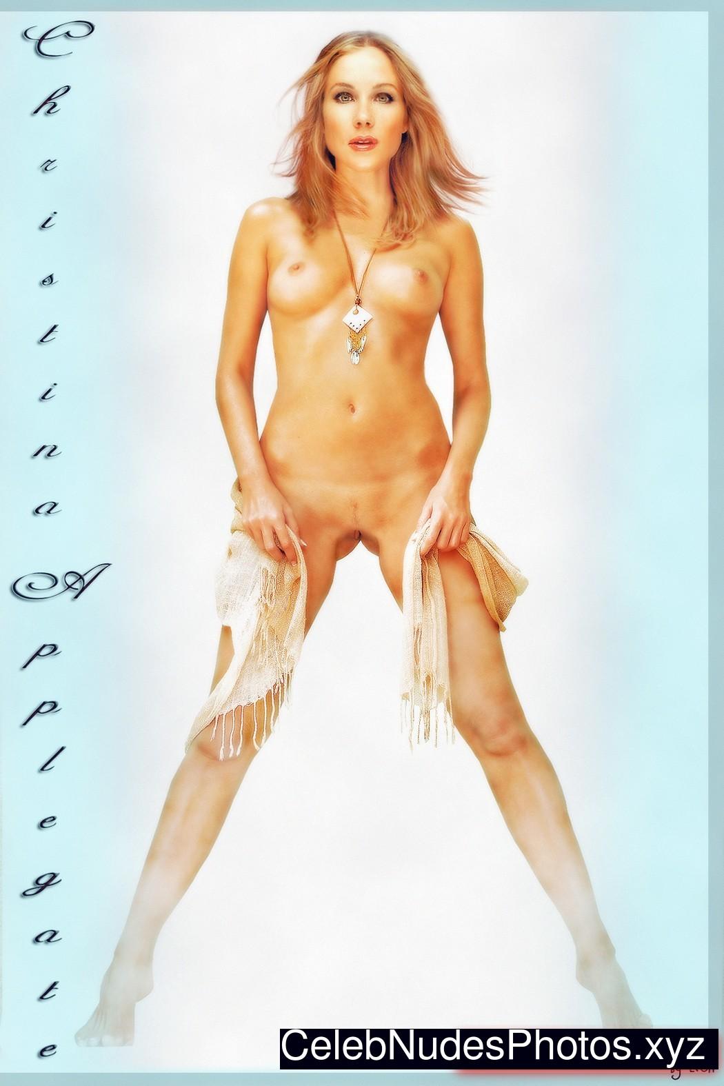 Christina Applegate Naked Celebrity sexy 9