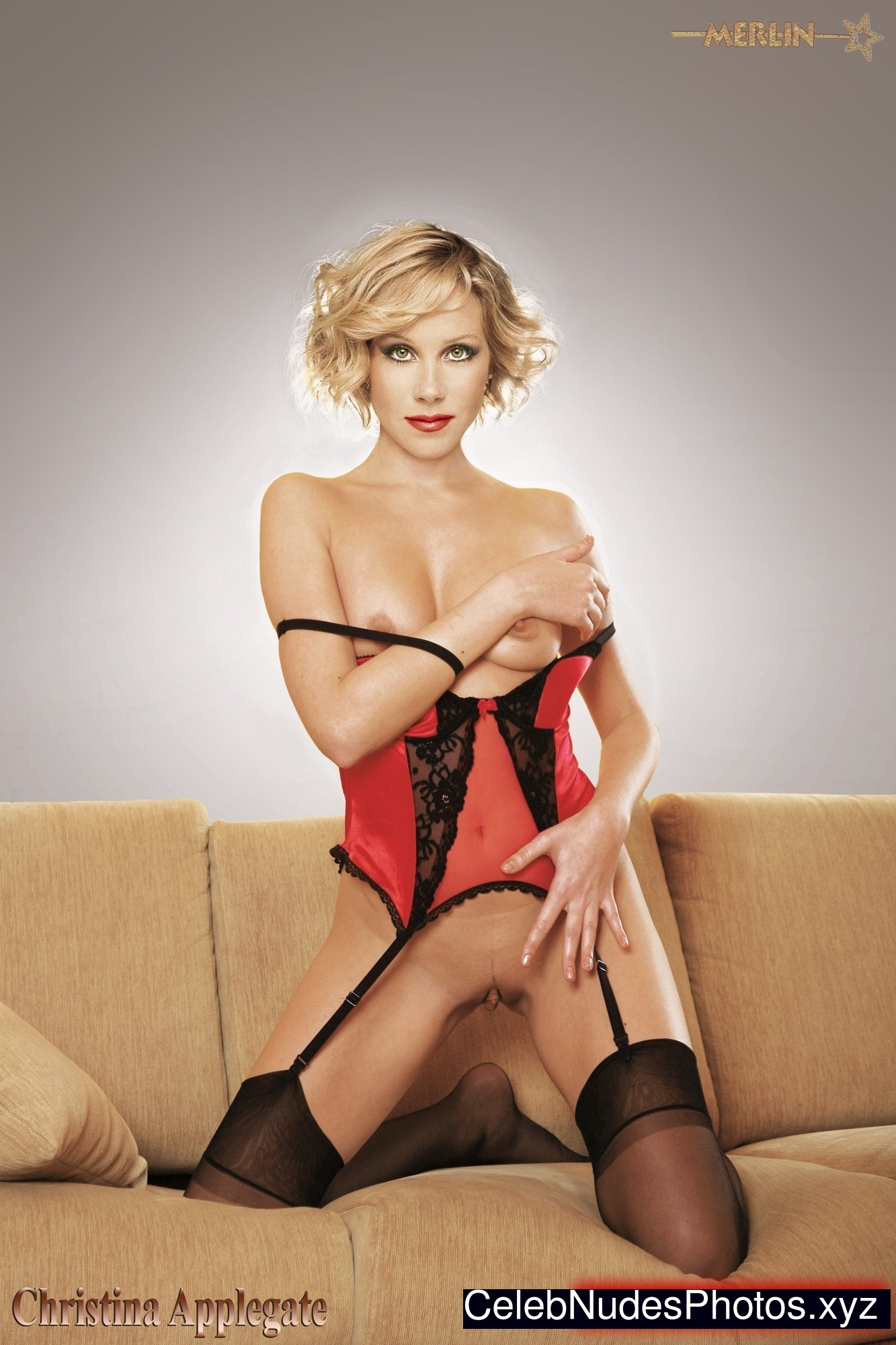 Christina Applegate Hot Naked Celeb sexy 11