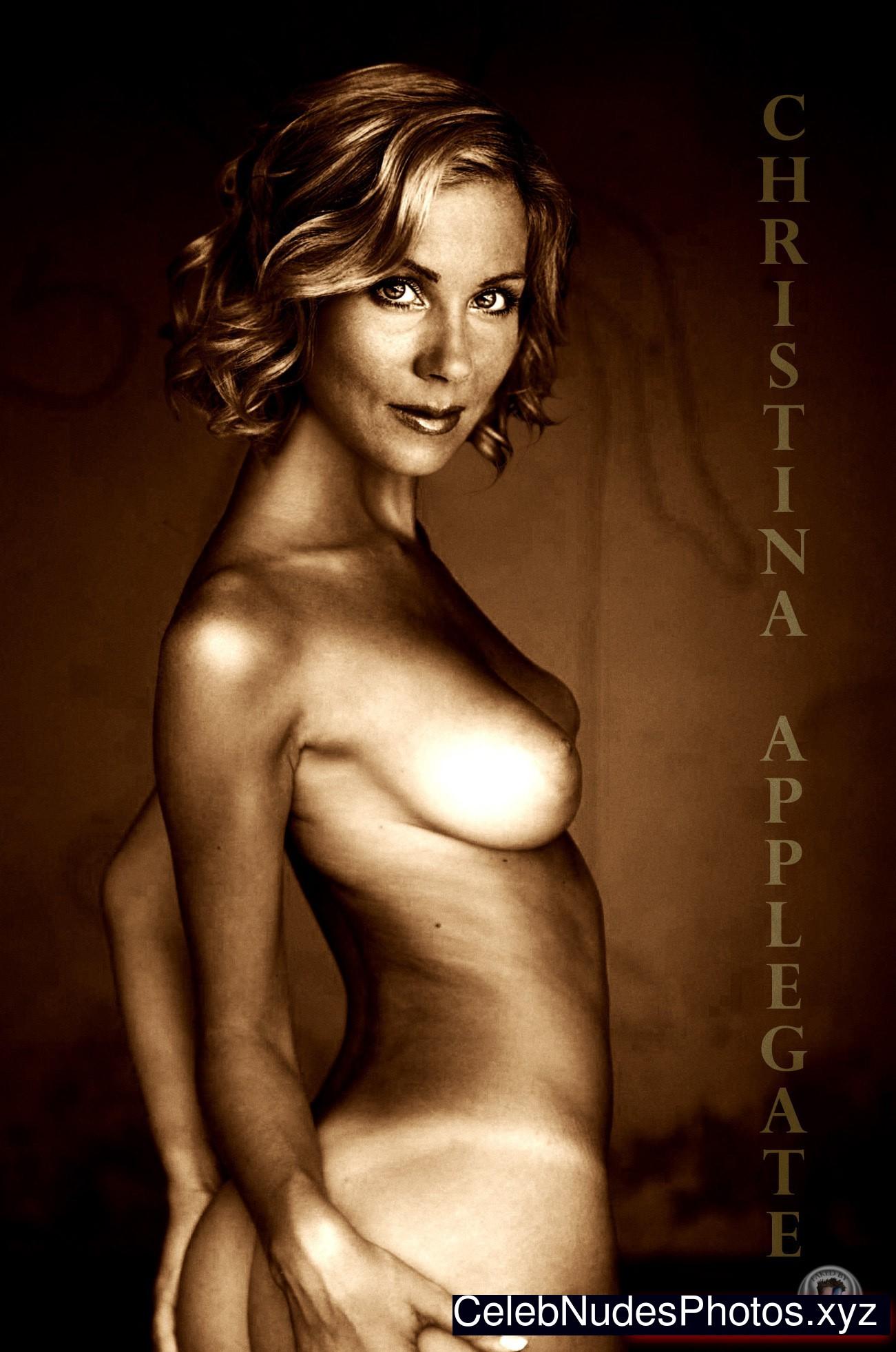 Christina Applegate Newest Celebrity Nude sexy 25