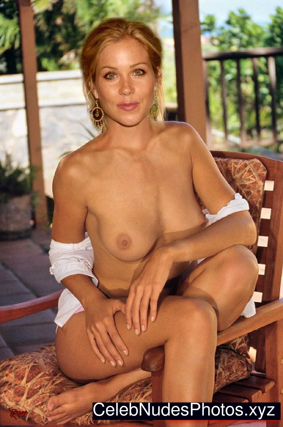 Christina Applegate Nude Celebrity Picture sexy 11
