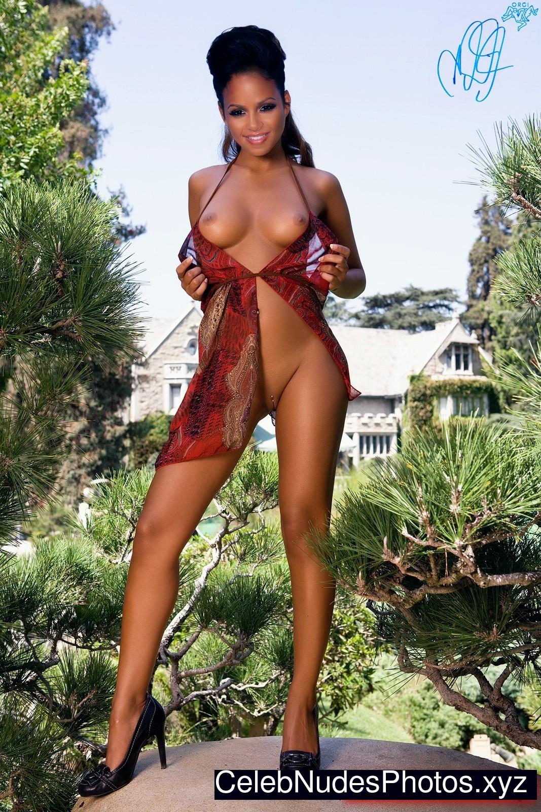 Milian nude Christina goes