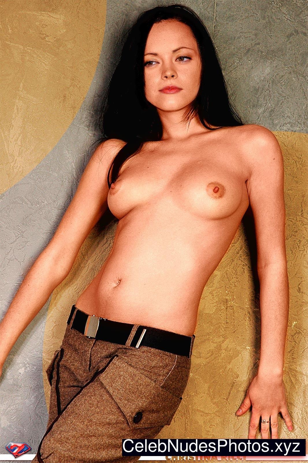 Christina ricci nudes