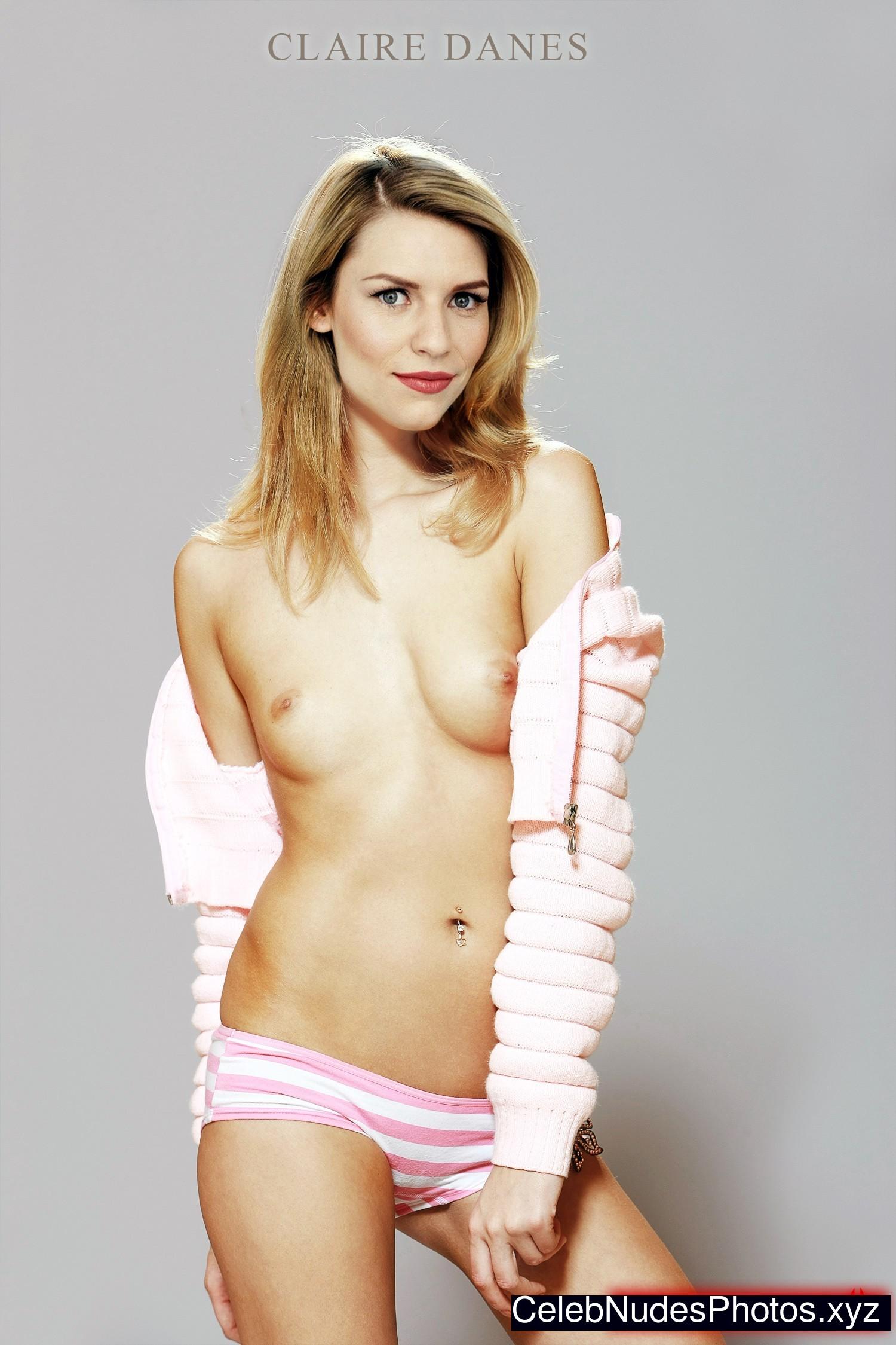 clair danes nude