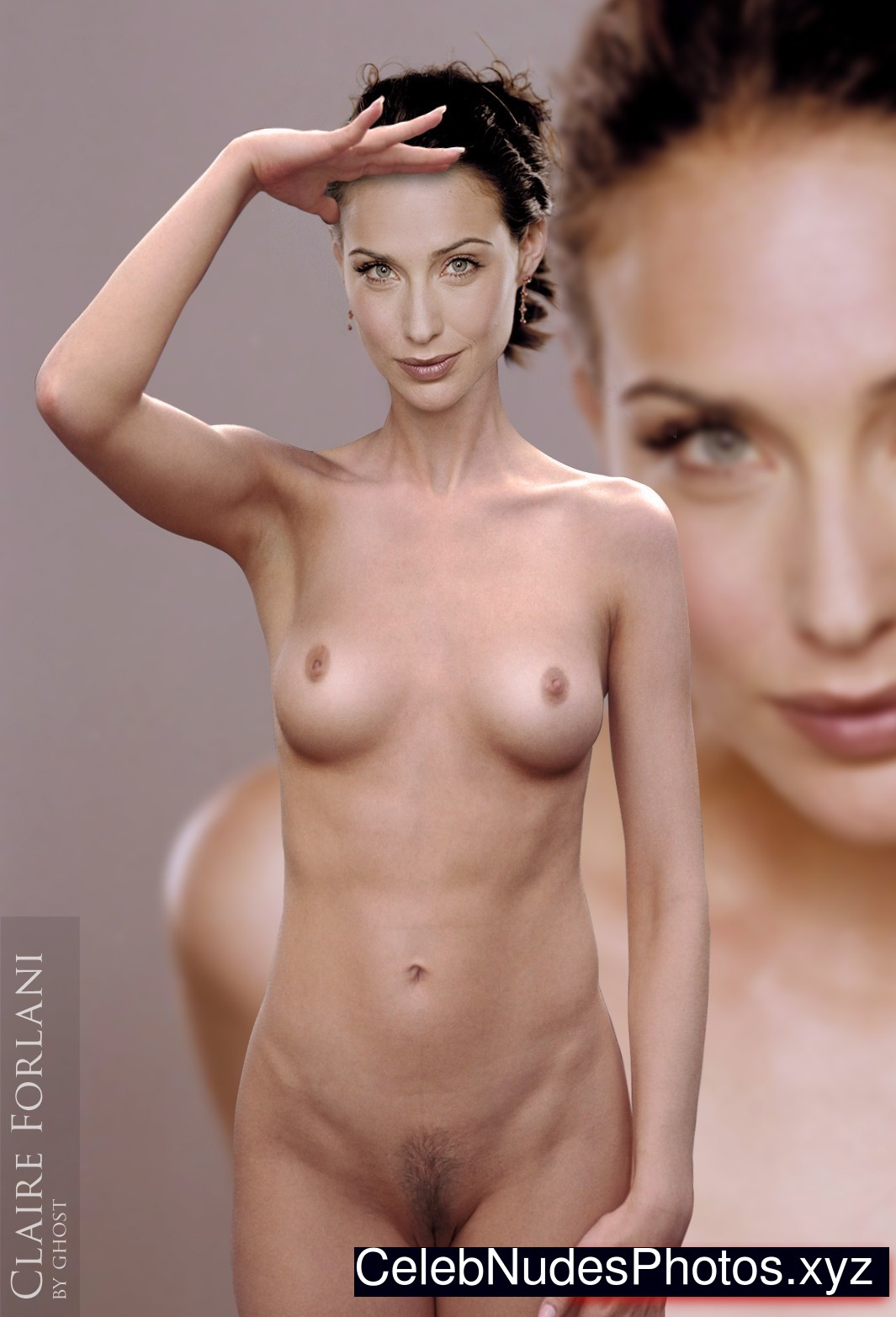 Entertaining question Claire forlani porn think, that